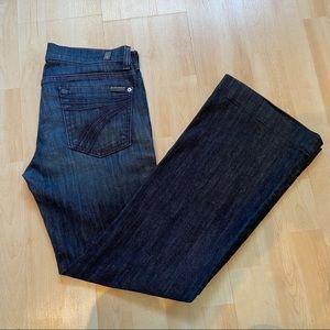 7 FAM original dojo jeans